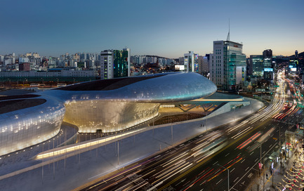 Dossier de presse | 661-23 - Communiqué de presse | World Architecture Festival Awards 2014 shortlist announced - World Architecture Festival (WAF) - Concours - Dongdaemun Design Plaza - Zaha Hadid Architects