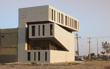 Dossier de presse | 661-23 - Communiqué de presse | World Architecture Festival Awards 2014 shortlist announced - World Architecture Festival (WAF) - Concours - Abadan Residential Apartment - Farshad Mehdizadeh Architects
