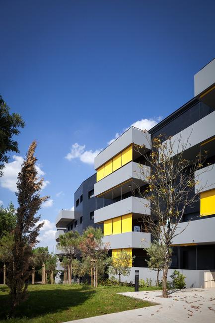 Dossier de presse | 1040-03 - Communiqué de presse | Viravent, 112 logements - Martin Duplantier Architectes - Architecture résidentielle - Crédit photo : Yohan Zerdoun