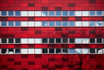 Press kit | 1139-02 - Press release | Blood Center - FAAB Architektura - Institutional Architecture - Photo credit:         Bartlomiej Senkowski © FAAB Architektura