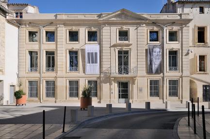 Dossier de presse | 1150-01 - Communiqué de presse | Lunel et Sète offrent deux nouveaux musées à la région Languedoc Roussillon - C+D Architecture - Architecture institutionnelle - Musée Médard à Lunel, France - Crédit photo : Eric Pol-Simon