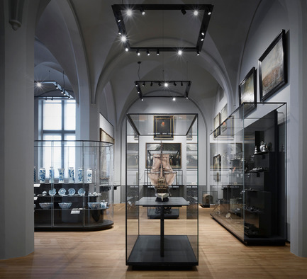 Press kit | 1124-02 - Press release | Shortlist announced for the World Interiors News Annual Awards 2014 - World Interiors News - Competition - Rijksmuseum by Wilmotte & Associés SA - Photo credit: Julien Lanoo