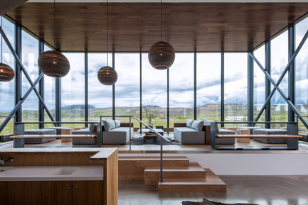 Press kit | 1124-02 - Press release | Shortlist announced for the World Interiors News Annual Awards 2014 - World Interiors News - Competition - Ion Luxury Adventure Hotel by MINARC - Photo credit: Art Gray