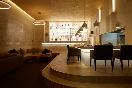 Press kit | 1124-02 - Press release | Shortlist announced for the World Interiors News Annual Awards 2014 - World Interiors News - Competition - Johnnie Walker House by Asylum Creative Pte Ltd - Photo credit: Diageo