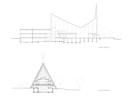 Dossier de presse | 1123-01 - Communiqué de presse | Bibliothèque Monique-Corriveau - Dan Hanganu + Côté Leahy Cardas architectes - Architecture institutionnelle