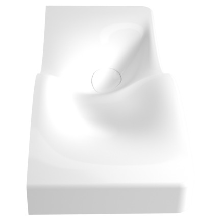 Dossier de presse | 902-02 - Communiqué de presse | A' Design Awards 2014 Les Gagnants Annoncés - A' Design Award and Competition - Concours - Serel Wave Washbasin Washbasin by Serel Design Team<br><br>PROJECT DESCRIPTION:<br>SEREL Wave washbasin; while it changes the current double washbasin perception with its unique bowl form, it also includes the usage of adult and child together with its aesthetic form. In addition to usage as a children basin, it provides function for ablution and shoe cleaning which is use in Islam culture. - Crédit photo : All images prepared in computer graphics by in house cg technologies and team members.