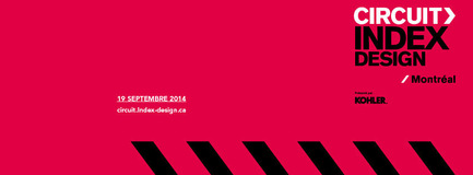 Press kit | 611-15 - Press release | A complete day to celebrate design: 1st edition of Circuit Index-Design Montréal - Index-Design - Event + Exhibition - Bannière Facebook