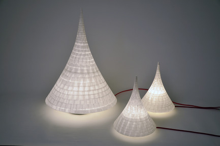 Press kit | 1074-03 - Press release | Céline Wright's lightings - Inhoma Design - Product - Photo credit: Jean-Louis Leibovitch