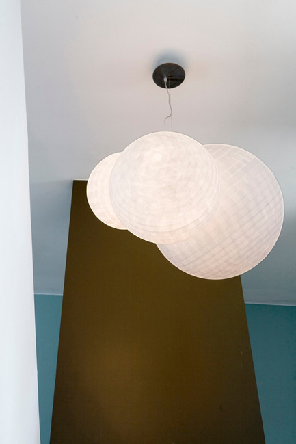 Press kit | 1074-03 - Press release | Les luminaires Céline Wright - Inhoma Design - Product - Photo credit: Frederic Lucano