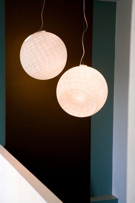 Press kit | 1074-03 - Press release | Les luminaires Céline Wright - Inhoma Design - Product - Photo credit: Frederic Lucan