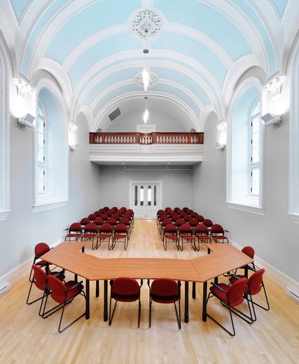 Press kit | 1172-02 - Press release | Saint Roch-de-l'Achigan City Hall - Affleck de la Riva architects - Institutional Architecture - Photo credit: Marc Cramer