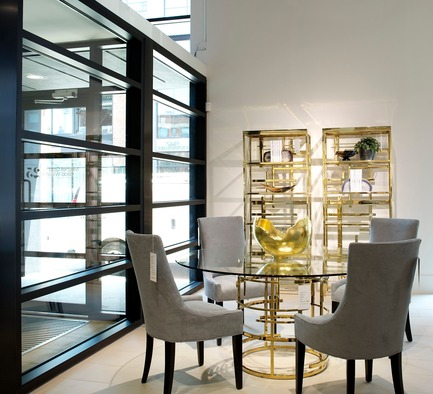 Dossier de presse | 943-04 - Communiqué de presse | Iconic American home furnishings brand Mitchell Gold + Bob Williams to  celebrate grand opening of their first Signature Store in Montreal - Mitchell Gold + Bob Williams Montreal - Residential Interior Design - Crédit photo : Leona Mozes