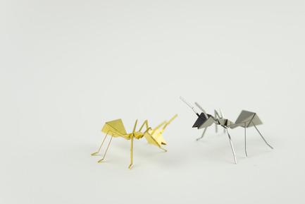 Press kit | 1196-01 - Press release | Poligon Launches on Kickstarter - Poligon - Product - Ants - Photo credit:            Poligon<br>