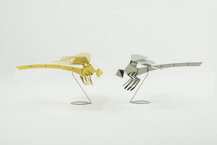 Press kit | 1196-01 - Press release | Poligon Launches on Kickstarter - Poligon - Product - Dragonfly - Photo credit:            Poligon<br>