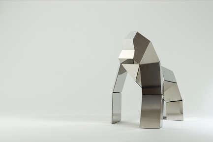 Press kit | 1196-01 - Press release | Poligon Launches on Kickstarter - Poligon - Product - Gorilla - Photo credit:            Poligon<br>