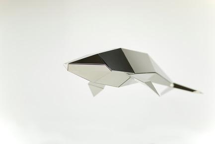 Press kit | 1196-01 - Press release | Poligon Launches on Kickstarter - Poligon - Product - Whale - Photo credit:            Poligon<br>