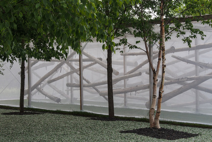 Dossier de presse | 837-09 - Communiqué de presse | Call for proposals - International Garden Festival 2015 - International Garden Festival / Reford Gardens - Landscape Architecture - Dead Garden II by Carlos M. Teixeira, Belo Horizonte, Brazil - Crédit photo : Louise Tanguay
