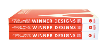 Press kit | 902-03 - Press release | A' Design Award & Competition / International Call for Entries - A' Design Award and Competition - Competition - A' Design Awards - Hardcover yearbook of best designs<br> - Photo credit:  Photo courtesy&nbsp;A' Design Awards