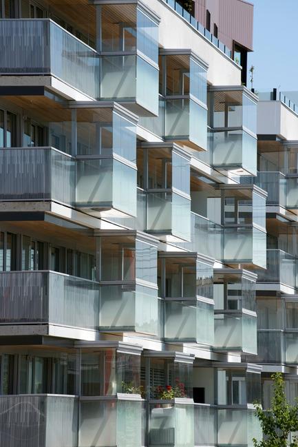 Dossier de presse | 1052-04 - Communiqué de presse | Daycare Nursery and collective housing Quai de la Charente - Margot-Duclot architectes associés (MDaa) - Residential Architecture - Crédit photo : MDaa