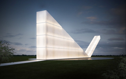 Dossier de presse | 661-24 - Communiqué de presse | 2014 Winners announced Day one - World Architecture Festival (WAF) - Competition - Freedom of the Press Monument by Gustavo Penna Arquiteto & Associados