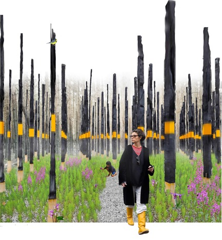 Dossier de presse | 837-04 - Communiqué de presse | The International Garden Festival announces the designers for its 15th edition - International Garden Festival / Reford Gardens - Évènement + Exposition - Afterburn Civilian Projets États-Unis - United States