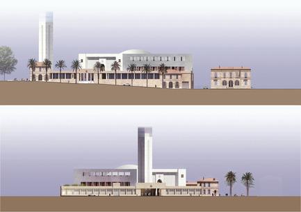 Dossier de presse   1188-02 - Communiqué de presse   Grande Mosquée de Marseille - Bureau Architecture Méditerranée - Architecture institutionnelle - Crédit photo : Bureau Architecture Méditerranée