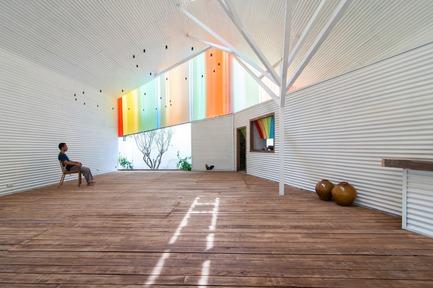 Dossier de presse | 661-26 - Communiqué de presse | 2014 Winners announced Day three - World Architecture Festival (WAF) - Concours - The Chapel, Vietnam, designed by a21studio - Crédit photo : a21studio