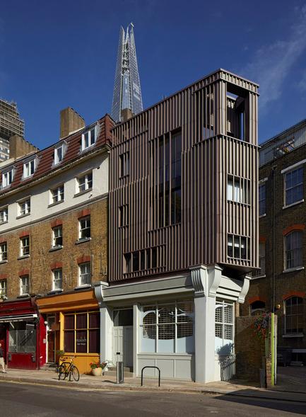 Dossier de presse | 661-26 - Communiqué de presse | 2014 Winners announced Day three - World Architecture Festival (WAF) - Concours - Alex Monroe Studio, Snowfields, UK,  designed by DSDH - Crédit photo : DSDH