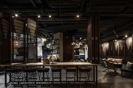 Press kit | 1080-12 - Press release | World Interior of the Year 2014 announced: Hong Kong restaurant, formerly a bank vault for Chinese heirlooms, scoops top design award - INSIDE: World Festival of Interiors - Competition -  Project: Mott 32<br>Architect/Designer: JOYCE WANG STUDIO<br>Location: Hong Kong  - Photo credit: JOYCE WANG STUDIO