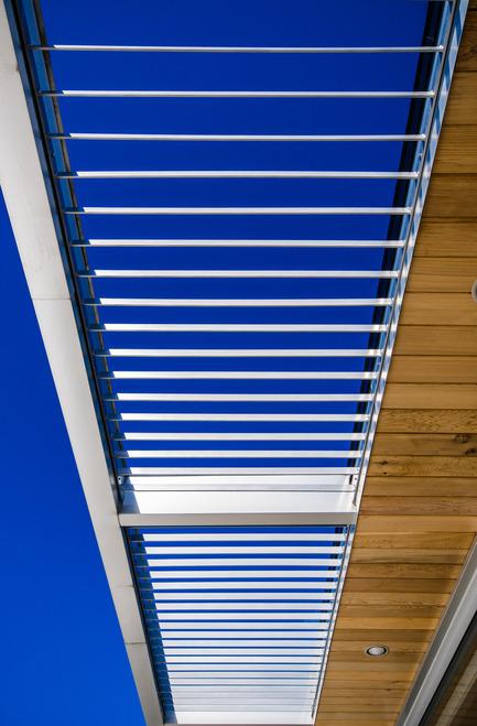 Dossier de presse | 1172-03 - Communiqué de presse | La Maison d'Ardoise - Affleck de la Riva architectes - Architecture résidentielle - Crédit photo : ©Alexandre Parent