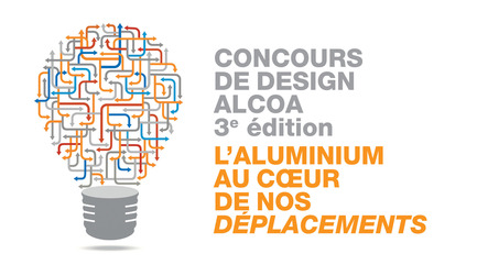 Press kit | 974-05 - Press release | Alcoa launches the 3rd edition of It's Design contest - Alcoa Canada Groupe Produits primaires - Competition - Design contest visual<br> - Photo credit:  Courtesy of Alcoa<br>