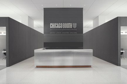 Press kit | 1389-01 - Press release | AIA Chicago honors the worldwide presence of outstanding work from Chicago architecture firms - AIA Chicago - Competition - HONOR AWARD<br>Booth 455 – Chicago, IL – Woodhouse Tinucci Architects <br> - Photo credit:         Mike Schwartz, Mike Schwartz Photo