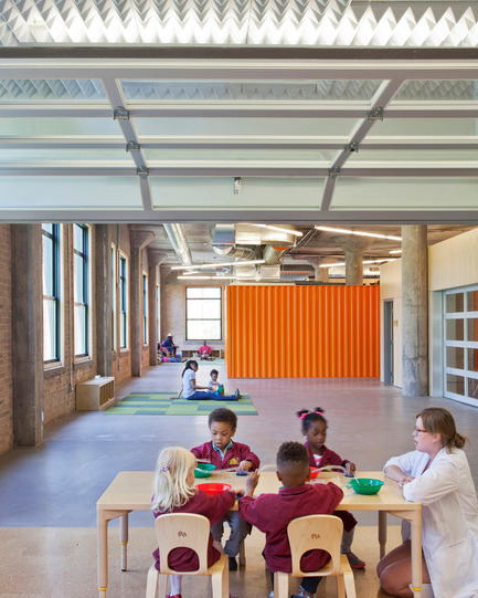 Press kit | 1389-01 - Press release | AIA Chicago honors the worldwide presence of outstanding work from Chicago architecture firms - AIA Chicago - Competition - HONOR AWARD<br>Kids Science Labs – Chicago, IL – Woodhouse Tinucci Architects  <br> - Photo credit:         Mike Schwartz, Mike Schwartz Photo