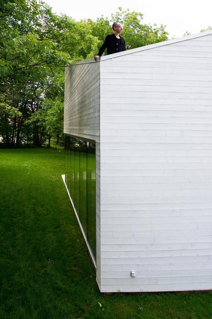 Dossier de presse | 1010-02 - Communiqué de presse | blanc papier / paperwhite - Jean Verville architecte - Architecture résidentielle - Crédit photo : Jean Verville architecte