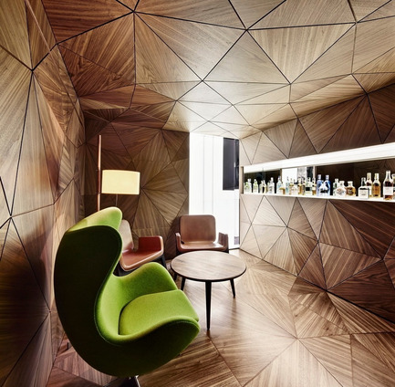 Press kit | 1124-03 - Press release | World Interiors News Annual Awards 2014 Winners Announced - World Interiors News - Competition - Winner of Retail Interiors Less than 200 sq. m Category<br>Relojeria Alemana Born by OHLAB - Photo credit: José Hevia