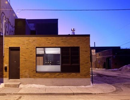 Dossier de presse | 1072-02 - Communiqué de presse | Le 205 - Atelier Moderno - Design d'intérieur résidentiel - Crédit photo : Amielle Clouâtre<br>