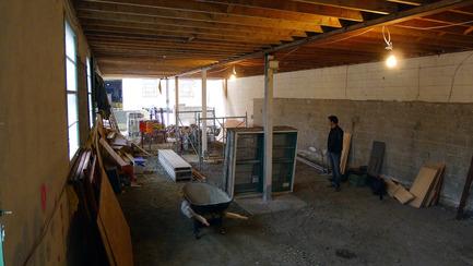 Dossier de presse | 1072-02 - Communiqué de presse | Le 205 - Atelier Moderno - Design d'intérieur résidentiel - Crédit photo : Atelier Moderno<br>
