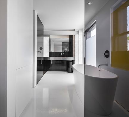 Dossier de presse | 1072-02 - Communiqué de presse | Le 205 - Atelier Moderno - Design d'intérieur résidentiel - Crédit photo : Stéphane Groleau