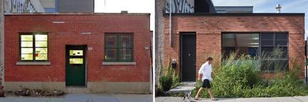 Dossier de presse | 1072-02 - Communiqué de presse | Le 205 - Atelier Moderno - Design d'intérieur résidentiel - Avant / Après<br> - Crédit photo : Atelier Moderno / Stéphane Groleau<br>