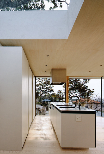 Press kit | 1118-01 - Press release | Krampon - Shogo Aratani Architect & Associates - Residential Architecture - Photo credit: Yutaka Kinumaki