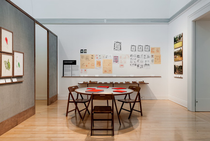 Dossier de presse | 756-09 - Communiqué de presse | Rooms You May Have Missed: Umberto Riva, Bijoy Jain - Canadian Centre for Architecture (CCA) - Event + Exhibition - Installation view.  © CCA, Montréal.