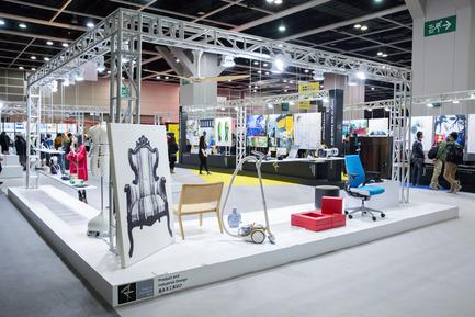 Press kit | 1173-03 - Press release | Recognises Asia's Design Excellence & Honours Outstanding Design Giants - DFA Awards 2014 - Hong Kong Design Centre (HKDC) - Competition - DFA Awards Exhibition 2014 - Photo credit: Hong Kong Design Centre-DFA Awards