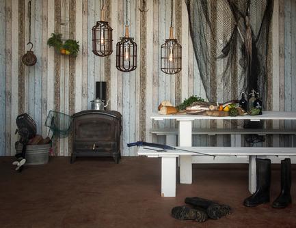 Dossier de presse | 1577-02 - Communiqué de presse | Winter breeze: The Mariner collection - Studio Beam - Lighting Design - Mariner by studio Beam - Crédit photo : Yoav Gurin