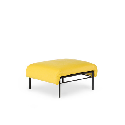 Press kit | 688-02 - Press release | Collection Blow up / Cover Me : Lounge / Ottoman / Loveseat - Céline Godin pour Jardin de Ville - Product - BLOW UP - Photo credit: Adrien Williams