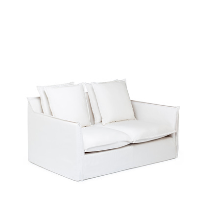Press kit | 688-02 - Press release | Collection Blow up / Cover Me : Lounge / Ottoman / Loveseat - Céline Godin pour Jardin de Ville - Product - COVER ME - Photo credit: Adrien Williams