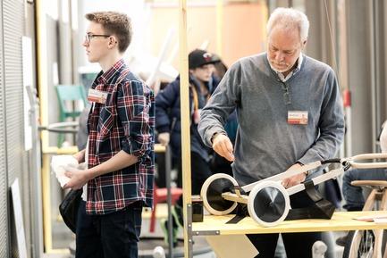Press kit | 1616-01 - Press release | Munich – the design metropolis - bayern design GmbH - Event + Exhibition - Photo credit: iF Universal Design <br>