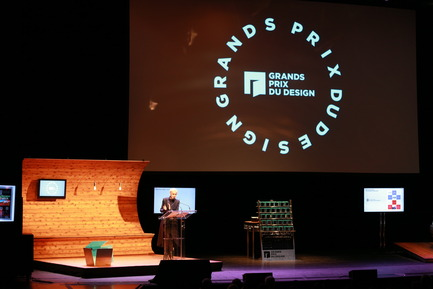 Press kit | 673-10 - Press release | GRANDS PRIX DU DESIGN Award 8th edition. And the winners are... - Agence PID - Event + Exhibition - animatrice et gala - Photo credit: Huppé studio