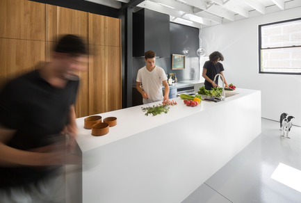 Press kit | 673-10 - Press release | GRANDS PRIX DU DESIGN Award 8th edition. And the winners are... - Agence PID - Event + Exhibition - RÉSIDENTIEL&nbsp;<br>Prix Cuisine<br><br>Le 205<br>Atelier Moderno - Photo credit: Stéphane Groleau
