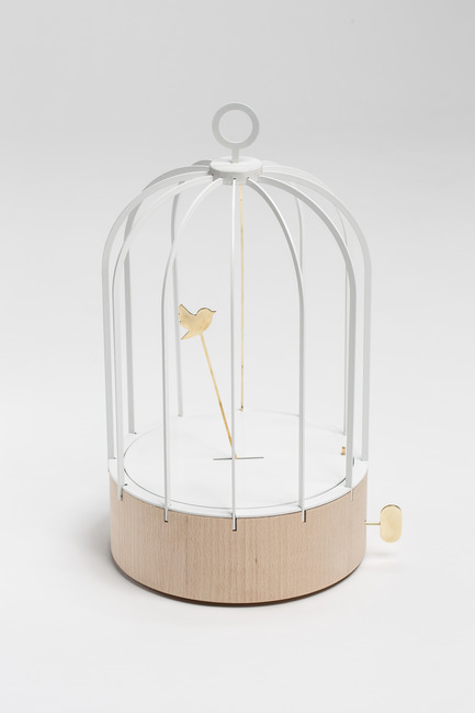 Dossier de presse | 748-21 - Communiqué de presse | A new species of cuckoo – the UQAM Centre de Design presents 24 hours in the life of a Swiss cuckoo clock - Centre de design de l'UQAM - Évènement + Exposition - Crédit photo : HEAD, Genève