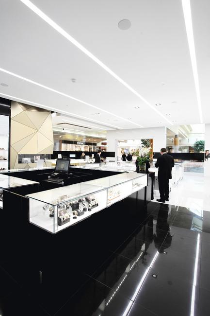 Press kit | 1586-02 - Press release | Boutique Penelope - Hatem+D - Commercial Interior Design - Photo credit: Alexandre Guilbeault